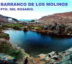 BARRANCO LOS MOLINOS XXX