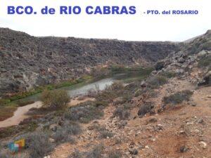 Barranco Río Cabras
