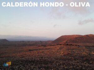 Calderón Hondo 1 LA OLIVA