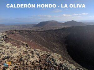 Calderón Hondo LA OLIVA