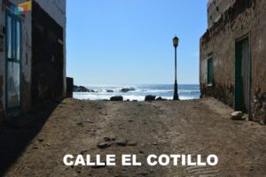 Calle El Cotillo COTILLO