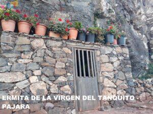 Ermita de la Virgen del Tanquito PAJARA