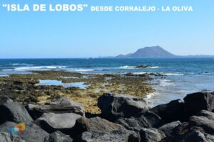 Isla de Lobos desde CorralejoLAOLIVA