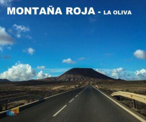 MONTAÑA ROJA - LA OLIVA