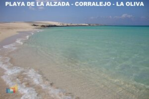 Playa Alzada_Corralejo LA OLIVA