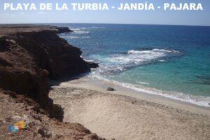 Playa de la Turbia2_Jandía PAJARA