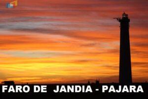 foto Faro de Jandia PAJARA